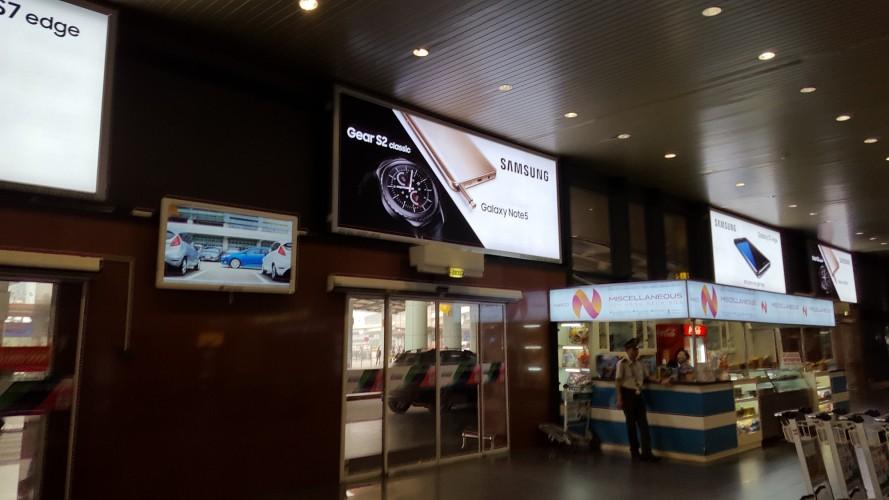 Dự án LCD – Frame tại các tòa nhà TT TM trên toàn quốc