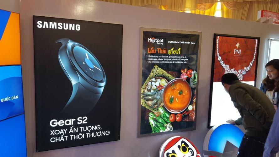Dịch vụ quảng cáo trong nhà (indoor)